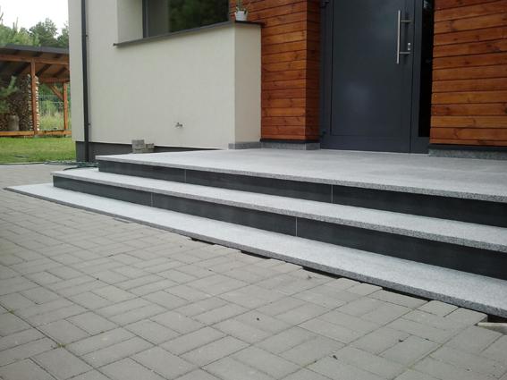 Galeria Granit Concept Sprzedaż Granitu Schody Płyty Blaty