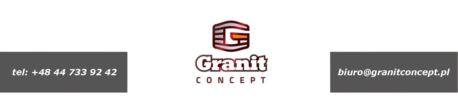 Granit Concept - Treppen-, Platten-, Granitfensterproduzentbretter. Verkaufsführer von Granit. Granit Piotrków Trybunalski